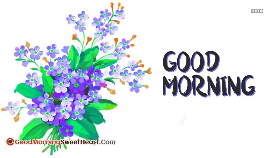 Good Morning Sweet Heart Greetings