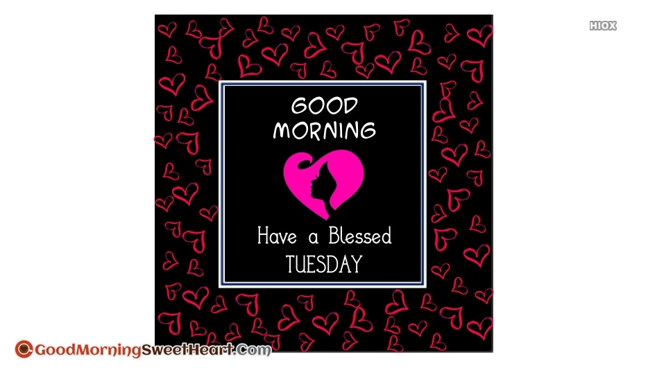 Good Morning Happy Tuesday Messages