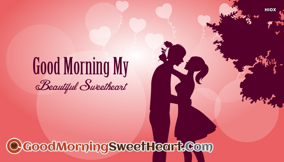 Beautiful Good Morning Sweetheart Images