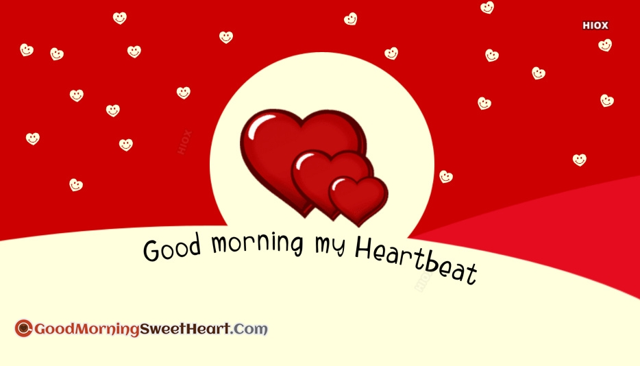 Good Morning Heart Images