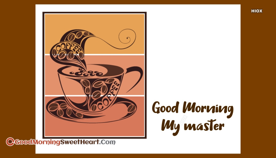 Master Good Morning Sweetheart Images