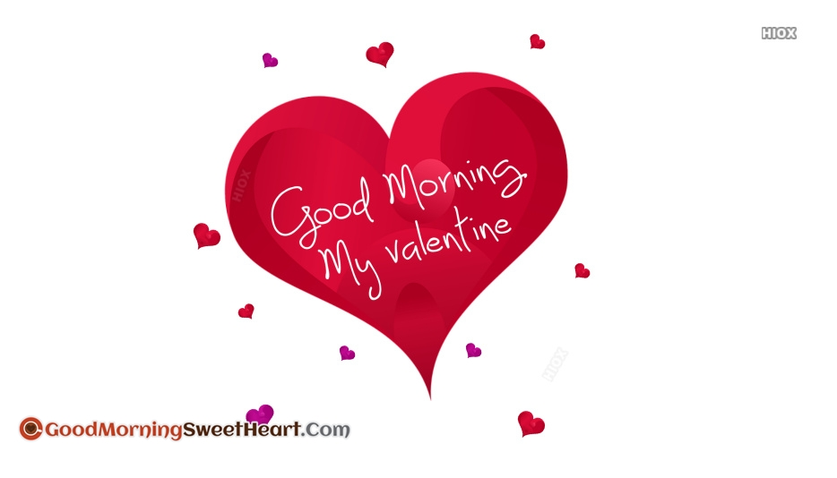 Good Morning My Valentine Images