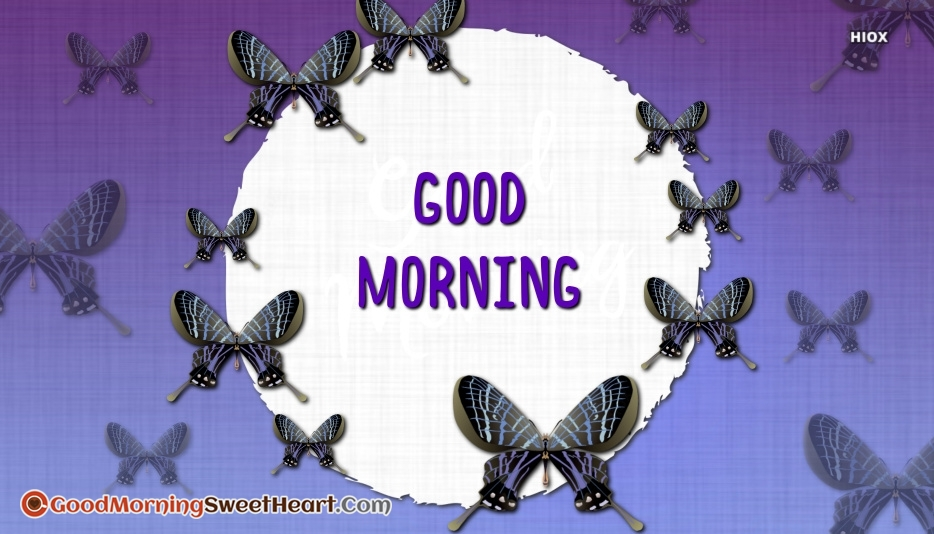 Good Morning Sweet Greeting