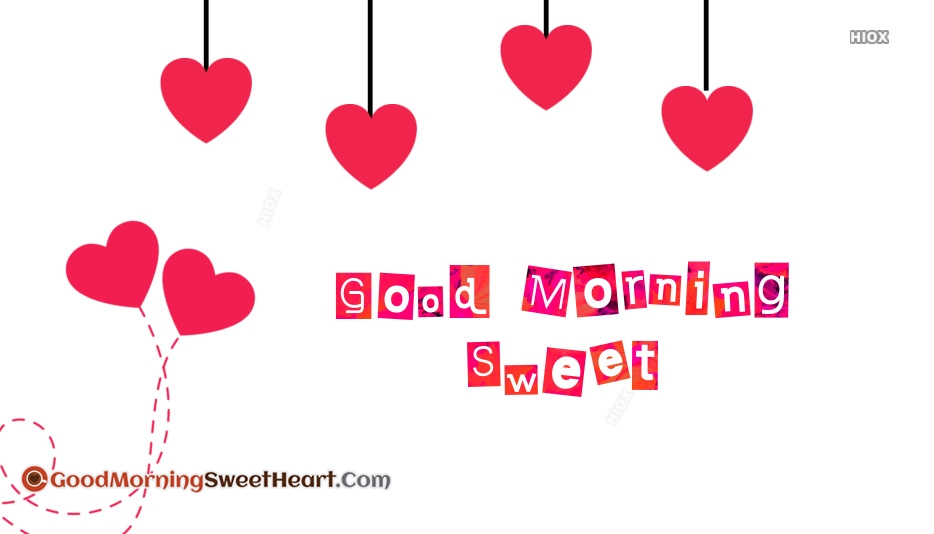 Wallpaper Good Morning Sweetheart Images