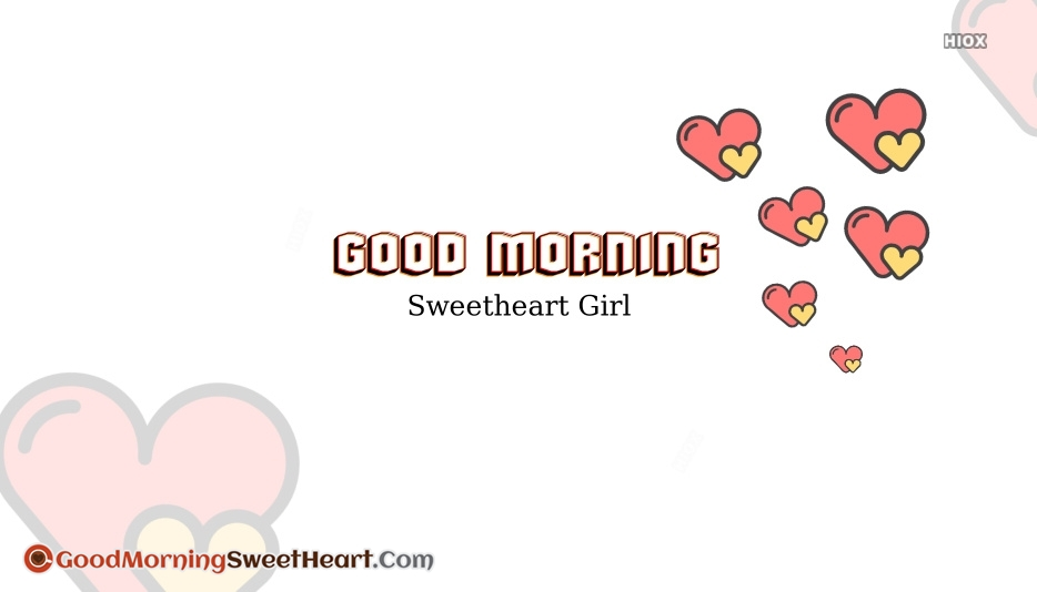 Good Morning Message for Girlfriend