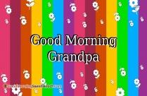 Good Morning Grandpa