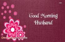 Good Morning My Husband Kiss