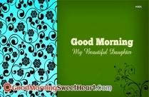 Good Morning Dear Love