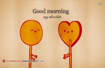 My Dear Sweetheart Good Morning