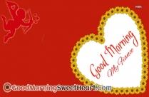 Good Morning My Fiance