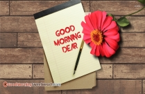 Good Morning Sweet Message For Her