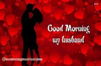 Good Morning My Cute Husband