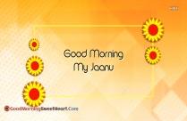 Good Morning My Life My Wife