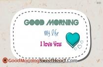Good Morning My Life Gif