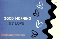 Good Morning My Love Gif