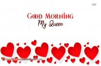 Very Good Morning My Dear