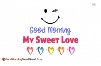 Good Morning My Love Miss U
