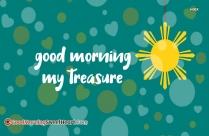 Good Morning My Love Miss U