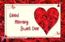 Good Morning My Dear Sweet Sister