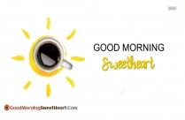 Good Morning Sweet Wallpaper Hd