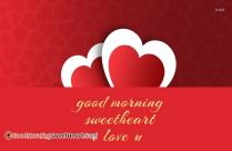 Good Morning My Love U