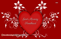 Good Morning Sweetheart Images Download