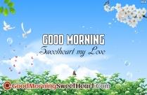 Good Morning Sweetheart My Love