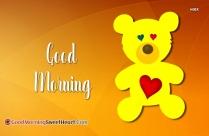Good Morning Sweetheart Coffee Cup