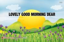 Lovely Morning My Love