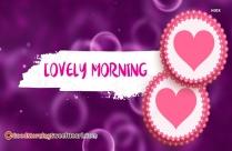 Good Morning Sweet Heart... I Wish You A Lovely Sunday