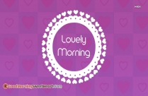 Very Sweet Good Morning Wallpaper