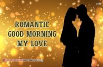 Romantic Good Morning My Love