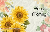 Sweet Pictures Of Good Morning